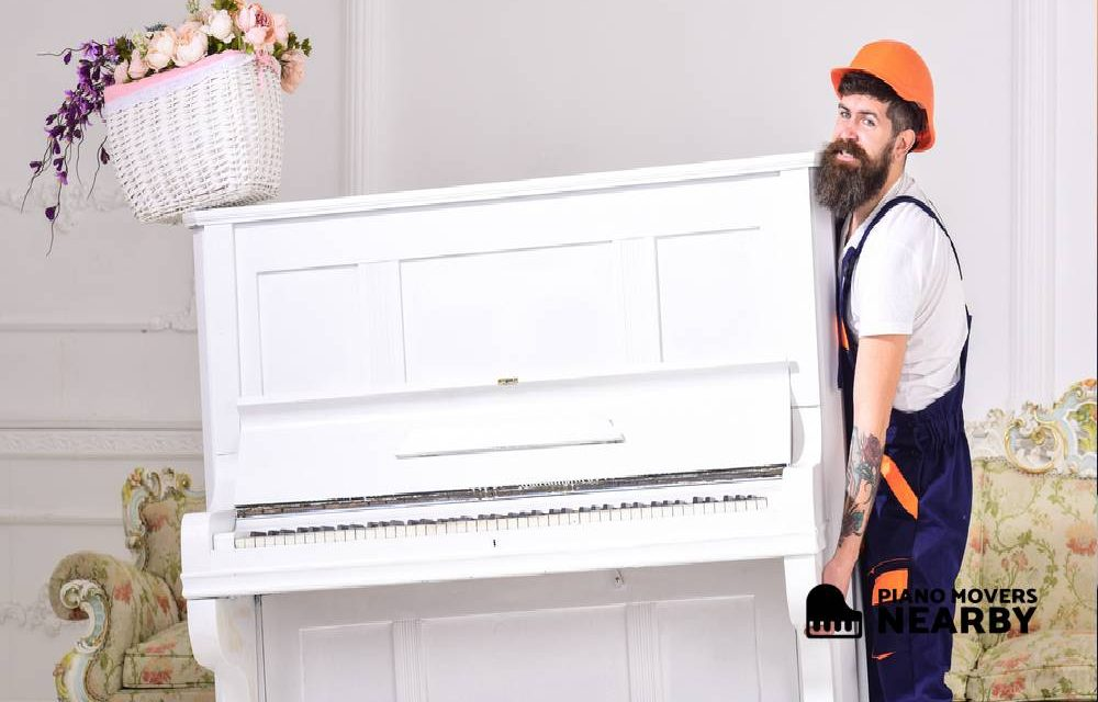 The Do's and Don'ts Of Piano Moving