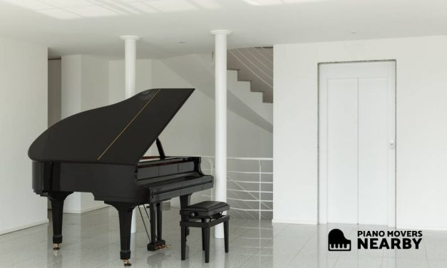How Heavy is a Grand Piano?