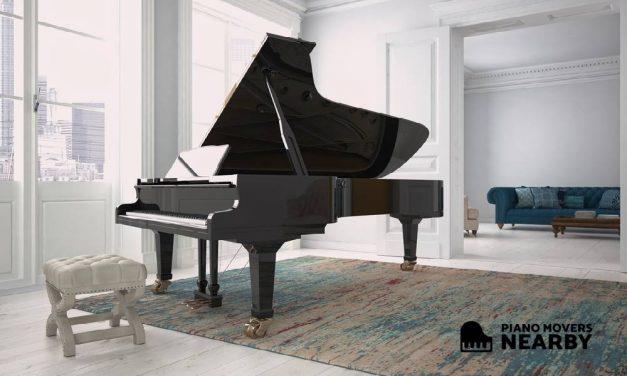 Piano Moving Checklist [The Ultimate Guide]
